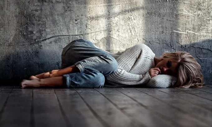Диклофенак ретард может вызвать депрессию