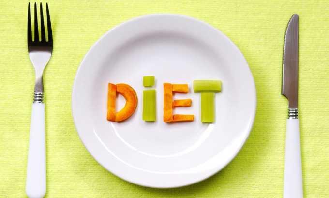 Соблюдение диеты позволит быстрее справиться с циститом во время беременности