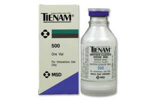 Результаты применения Тиенама при болезнях почек и мочеполовой системы