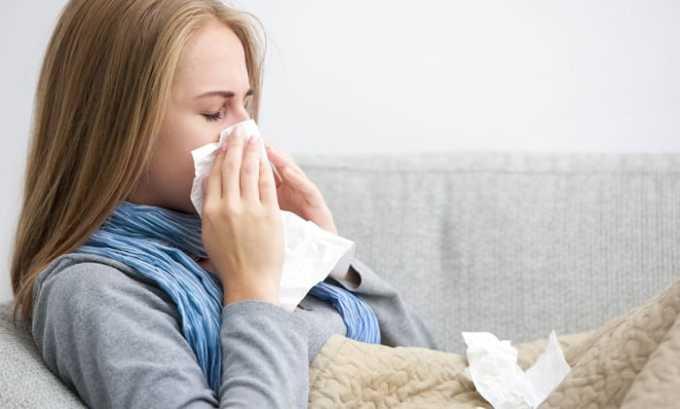 Использование Медаксона предусмотрено у больных со слабым иммунитетом