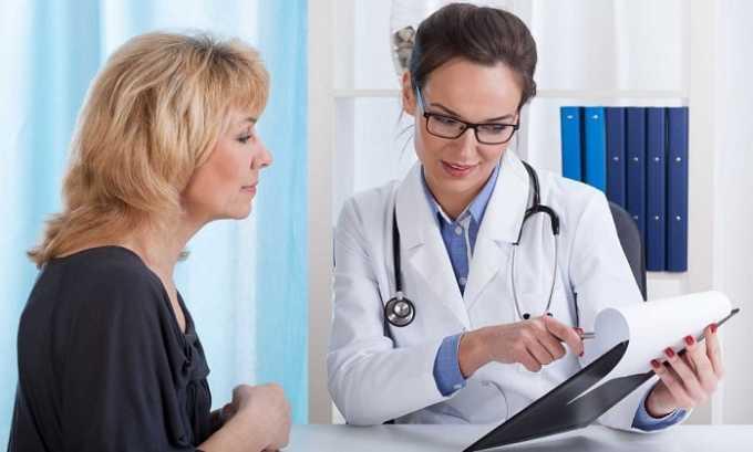 При возникновении признаков цистита следует срочно посетить уролога или гинеколога. Если не провести лечение, то цистит перерастет в хроническую форму