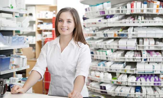 Для приобретения лекарства необходим врачебный рецепт