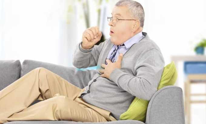 При приеме Нимесулида могут возникать проблемы с дыханием