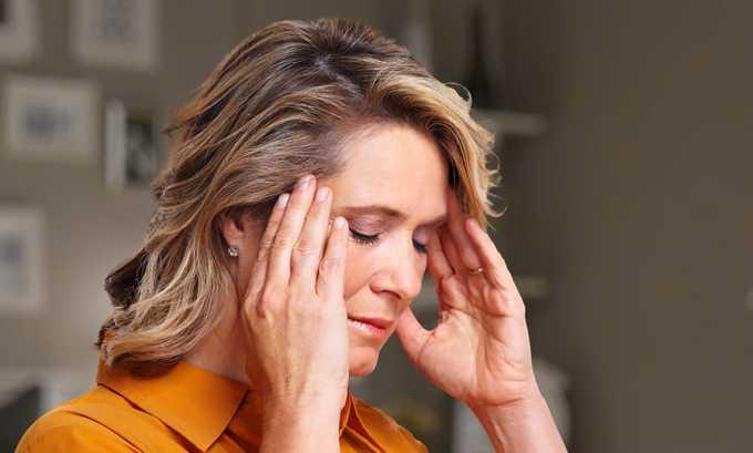 Побочным эффектом приема Ибупрофена может быть головная боль