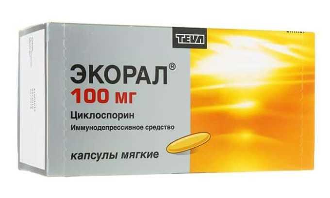 Абсолютным противопоказанием к применению лекарства является возраст до 1 года
