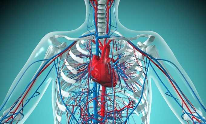 Нарушения в работе сердечно-сосудистой системы появляться в связи с употреблением препарата Сумамед