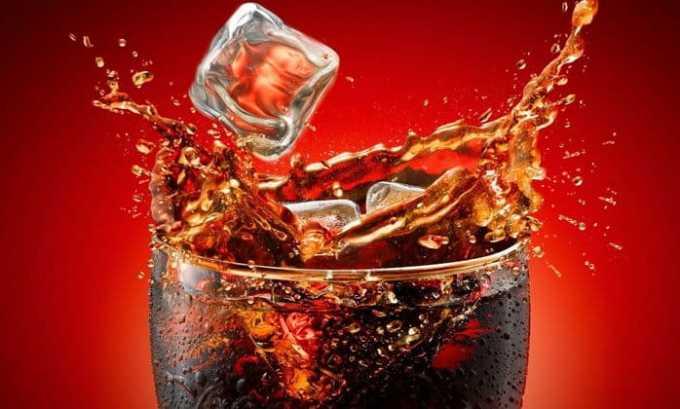Кока-кола содержит не только алкалоид, но и другие вредные компоненты