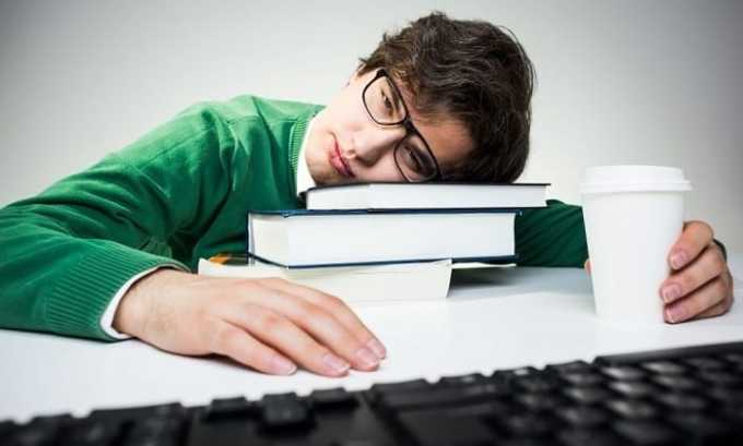 Также препарат уменьшает усталость