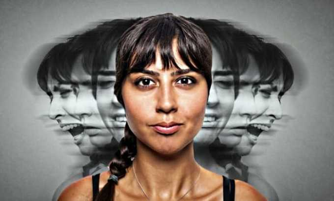 При превышении рекомендуемой дозы Норфлоксацина возникают галлюцинации