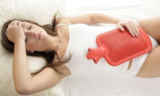Лекарственное средство на основе парацетамола используется для облегчения менструальной боли
