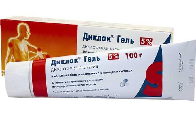 Диклак - аналог препарата Диклоран Плюс