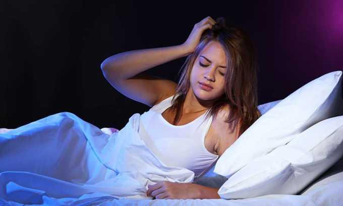 Прием Ибупрофена может вызвать бессонницу