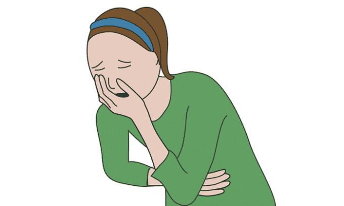 Сутент может стать причиной возникновения приступов тошноты, рвоты