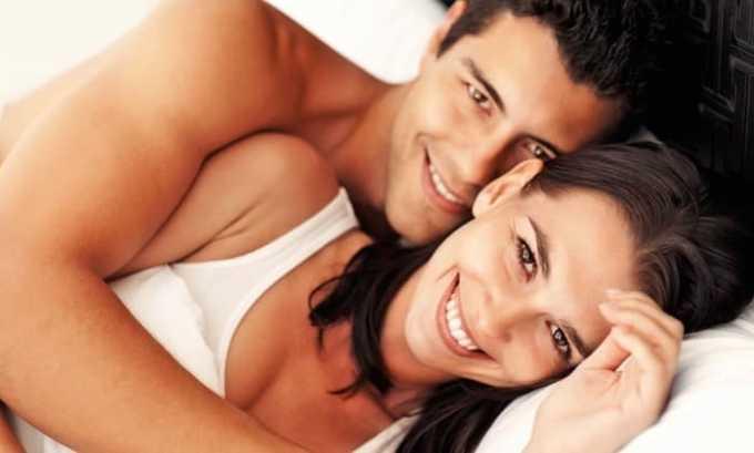 Препарат Хартил Д может вызывать снижение половой активности