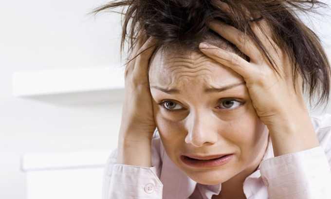 Стрессы - причина возникновения цистита