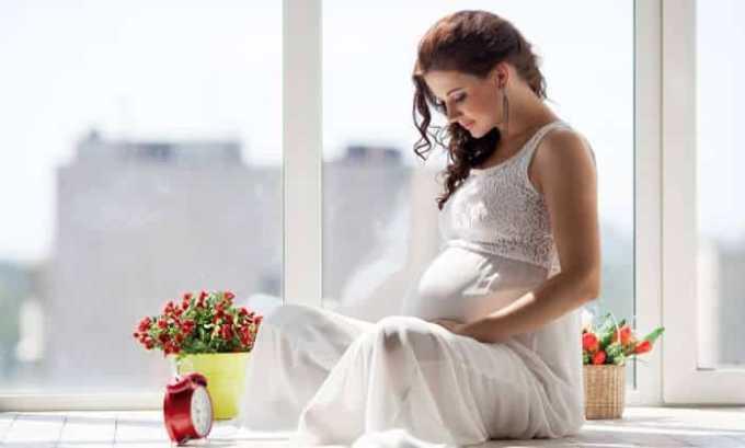 Использование лекарства в период беременности разрешено под контролем врача