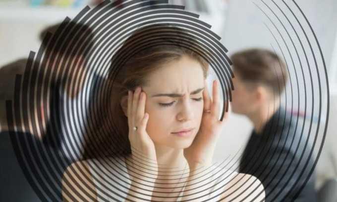 При приеме Нимесулида могут возникать неврологические нарушения