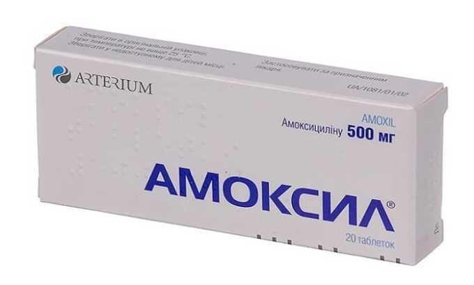 По фармакологической группе аналогом Амоксиклава является Амоксил