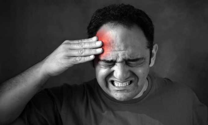 Дефицит белка в организме выражается в головных болях