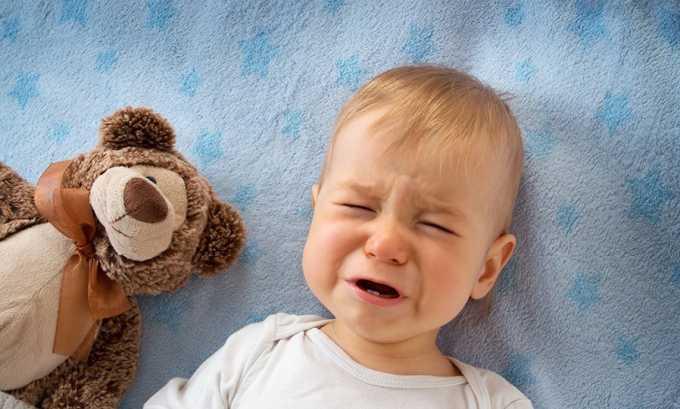 Препарат Фуросемид 40 не назначают детям младше 3 лет