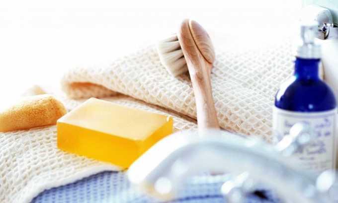 Улучшают состояние больного восстановление гигиенических навыков