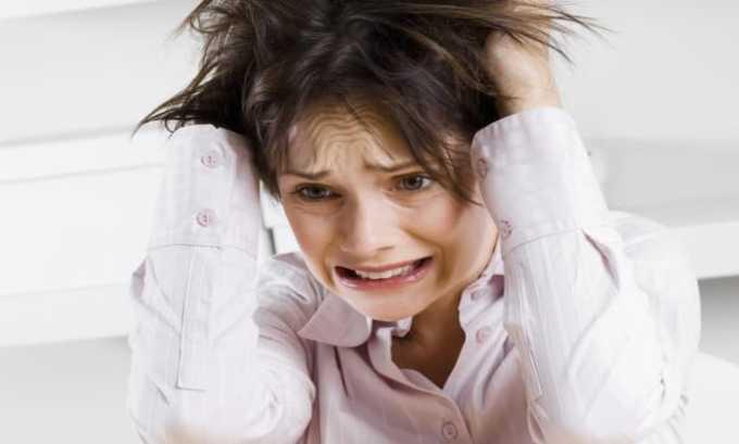 Таблетки способствуют снятию стресса