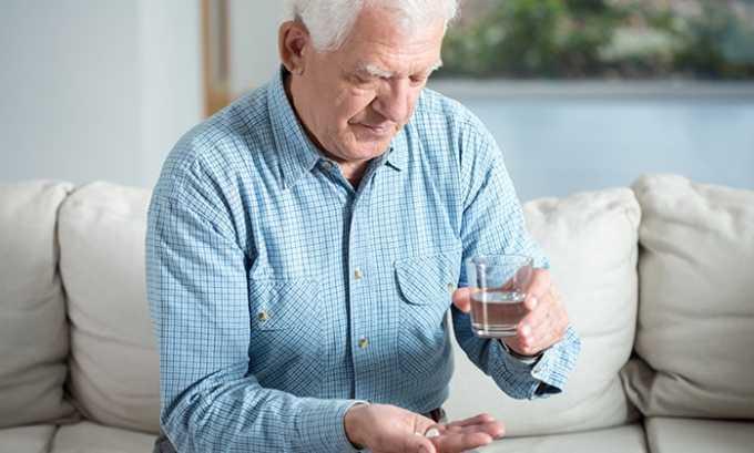 Для пациентов пожилого возраста при отсутствии поражений печени или почек не требуется специальных изменений доз