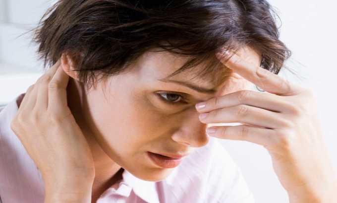 Препарат применяю при тревожном состоянии