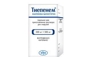 Результаты применения Тиепенема при инфекциях мочевыводящих путей