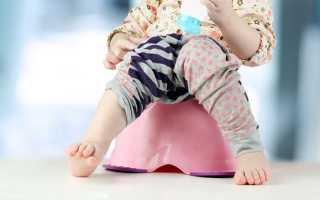 Причины частого мочеиспускания у детей