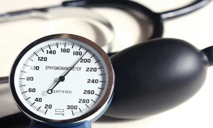 Хартил Д может вызывать снижение артериального давления