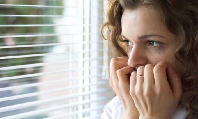 Препарат Глицин эффективен при тревожном состоянии