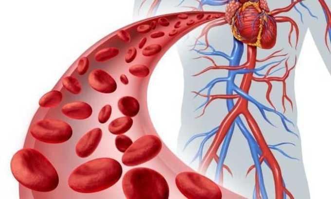 Во время лечения у пациента могут развиться побочные реакции в виде нарушения процессов кровотечения