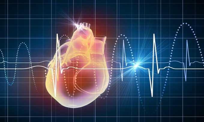 Воспрещается пользоваться лекарством при блокаде сердечной мышцы