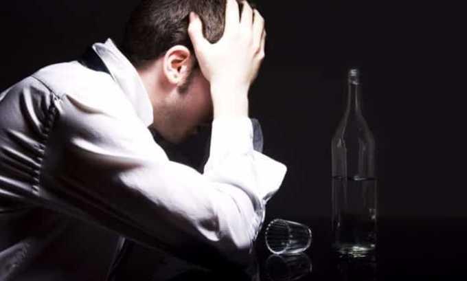 Врачи рекомендуют препарат при комбинированной терапии хронического алкоголизма