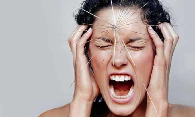 Головная боль - одно из показаний к применению Ибупрофена