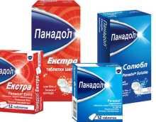 Действие препарата Панадол при болях в почках