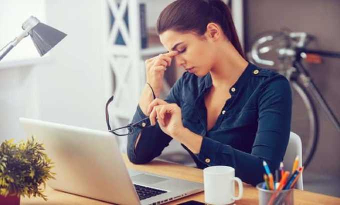 При переутомлении повышается риск заболеть циститом