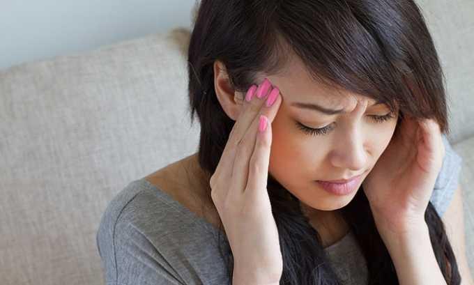 ЛС назначают против мигреней