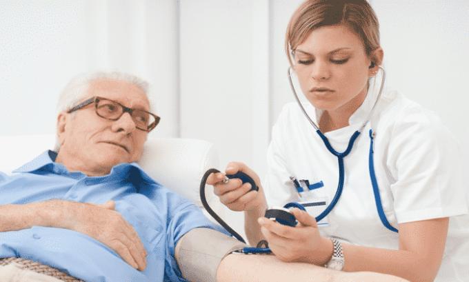 Возможны скачки артериального давления от приема Интерфераля