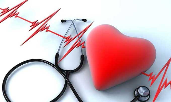 С осторожностью медикаментозное средство необходимо принимать людям с артериальной гипертензией