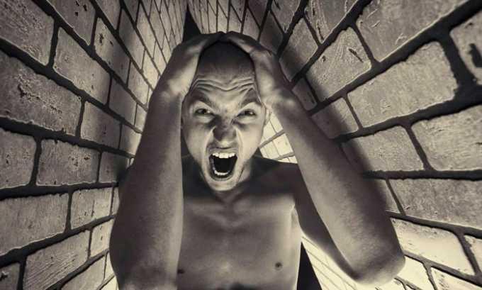 Кеналог противопоказан при остром психозе