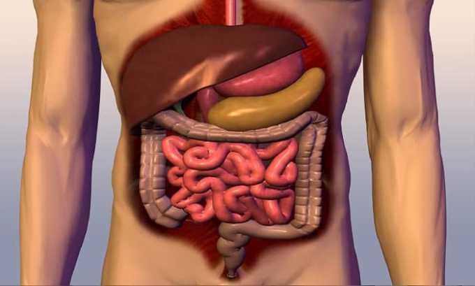 Длительное лечения приводит к воспалению желудочно кишечного тракта