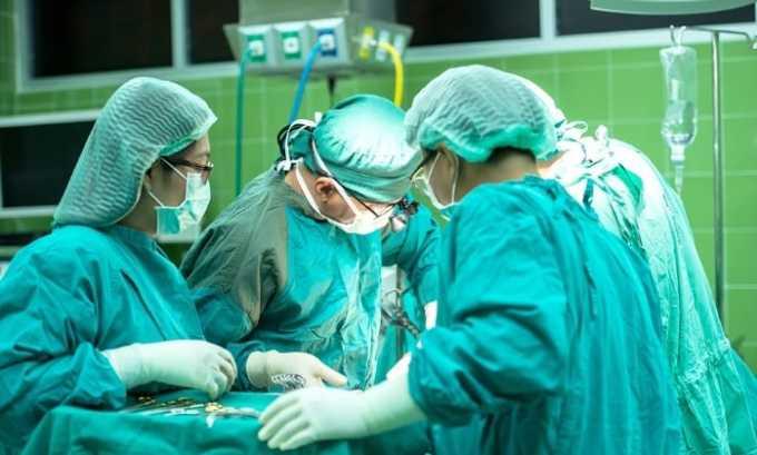 Герпес может проникнуть в организм при хирургическом вмешательстве на мочевом пузыре