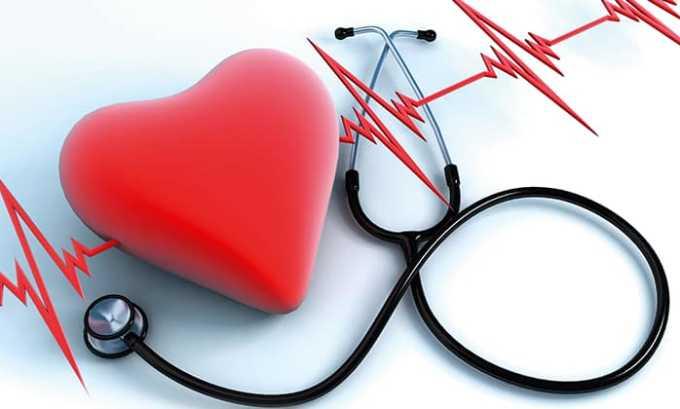 При приеме Раптен могут быть нежелательные реакции со стороны сердечно-сосудистой системы: кардиалгия, тахикардия, скачки АД и т.д