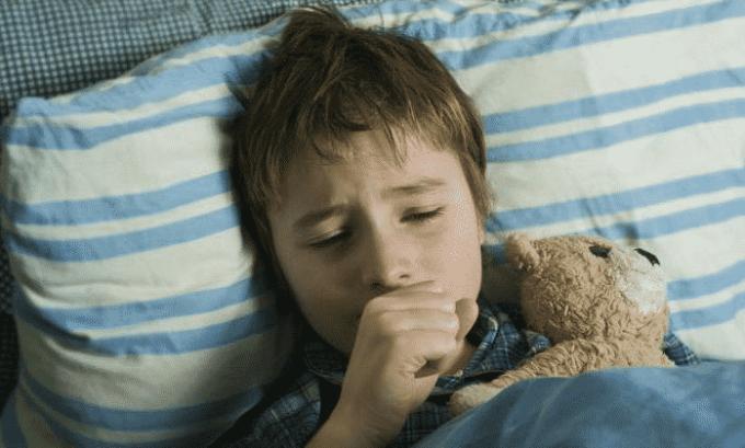 Антибиотик эффективен при коклюше