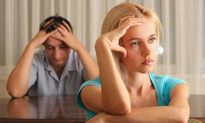 Обида на мужской пол — психологическая причина цистита.