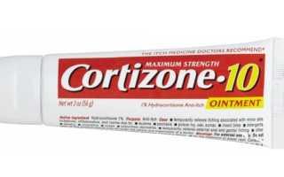 Действие мази Кортизон при хронической надпочечниковой недостаточности