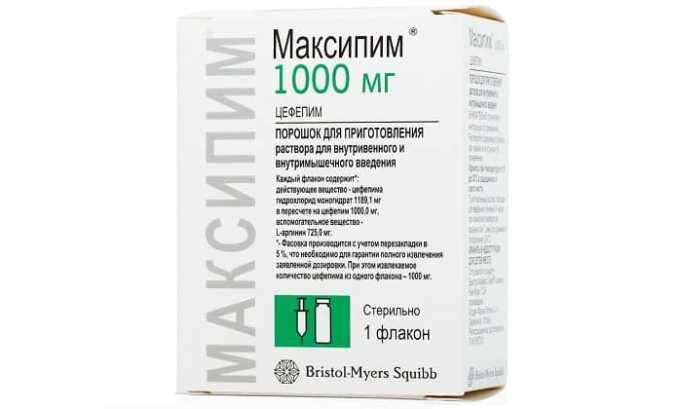 Максипим - аналог препарата Цефепим