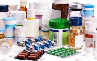 Лекарства при воспалении почек